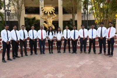 Civil B.Tech Students